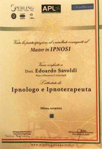 Master in ipnosi psicologo Piacenza