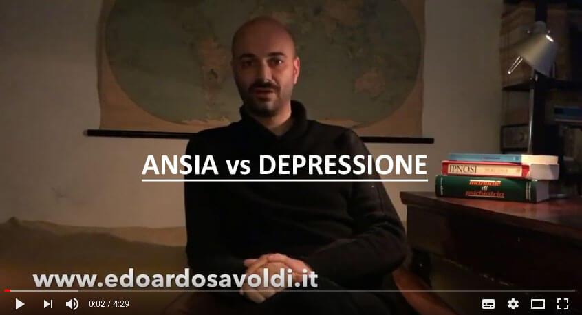 ANSIA vs DEPRESSIONE: Un video semplice che spiega le maggiori differenze
